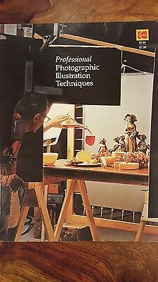 Kodak Professional Photographic illustration techniques 1978 (1st ed, 1st print)