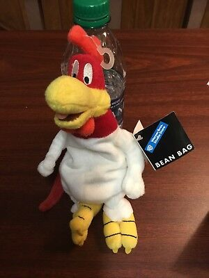Foghorn Leghorn bean bag NEW with tags WB Store