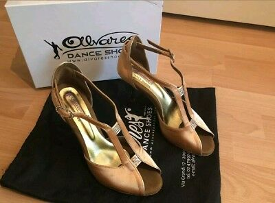 Alvares Shoes – Alvares Dance Shoes
