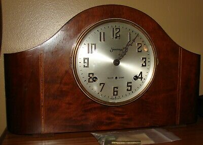 Sessions 8 Day Westminster Chime Mantle Clock model 212 WC