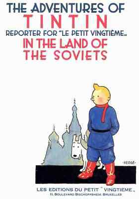 The Adventures of Tintin Collection 01 - 30 in a CD  PDF Format all in English!