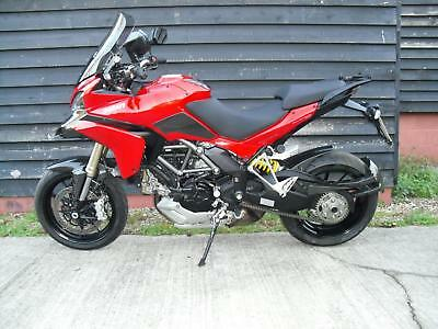 Ducati Multistrada 1200Abs 2012 Very Low Mileage Many Carbon/corse  Extras