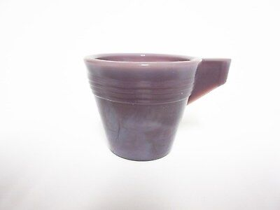 Akro Agate Dark Purple Chiquita Child's Cup(s) HTF 4 Available /Carnival Colors