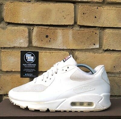 NIKE AIR MAX 90 Hyperfuse White Independence Day Men