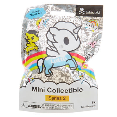 Claire's Neon Star by tokidoki® Series 2 Unicorno Mini Collectible Surprise Bag