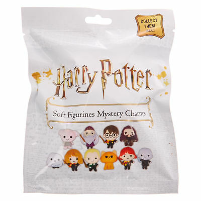 Claire's Girl's Harry Potter™ Soft Figurines Mystery Charms Surprise Bag Cream