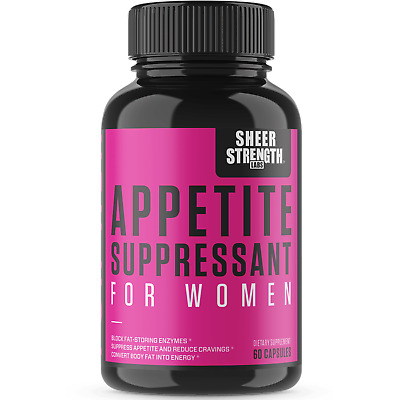 Thermogenic Fat Burner Appetite Suppressant for Women | All-Natural Ingredients