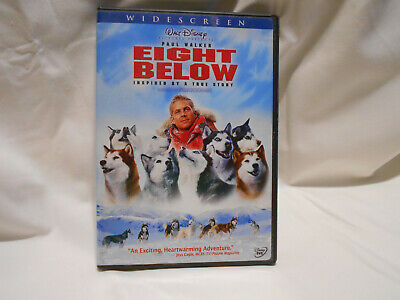 Eight Below Wide Screen Edition Disney DVD
