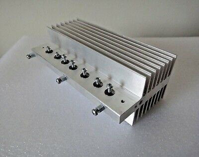 Heat-sink for amplifier or DIY projects.