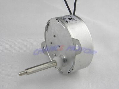 CHACNCS Electric Synchronous Motor TYC-40 AC/DC Voltage 5RPM CW/CCW Christmas
