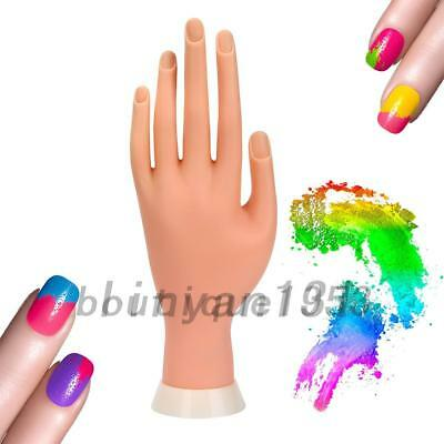 Nail Art Practice Hand Exercise Finger Model Manicure Mannequin Hand AU Delivery