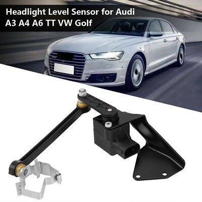 Replacement Headlight Level Sensor for Audi A3 A4 A6 TT VW Golf 4B0907503