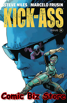 Kick-Ass #9 (2018) 1St Printing Frusin Cover A Bagged & Boarded Image Comics