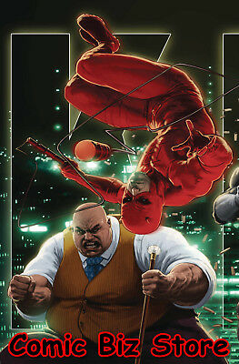 Marvel Knights 20Th #1 (Of 6) (2018) 1St Print Andrews Connecting Variant ($4.99
