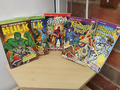 Marvel Pocket Books X Five - Used