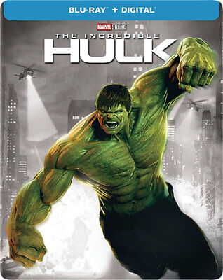 The Incredible Hulk [Exclusive Blu-ray Steelbook]