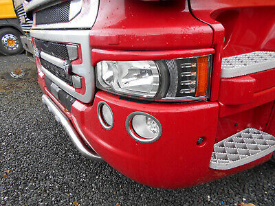 Scania R Scania G Eyebrows Streamline Truck Lorry Front Lights