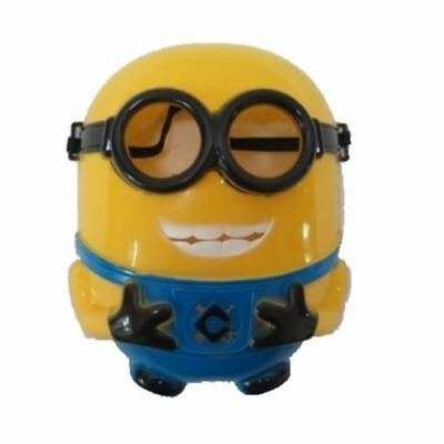 Yellow Minions Card Masks Play Official Kids Adults Elasticated Movie Despicable