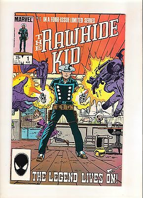Rawhide Kid No 1 August 1985 Marvel The Legend Lives On