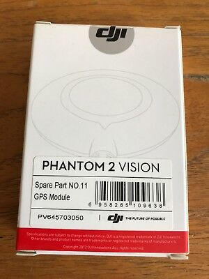 DJI GPS Module for Phantom 2 Vision Quadcopter - SKU#1024002