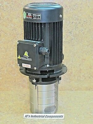 "Walrus,  3 Stage   Immersion Pump,   Type  Tphk4T3-3,   3/4"" Npt,   220-480 Volt"