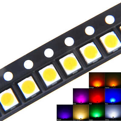 New 1210 3528 SMD LED PLCC-2 Super Bright Ultra Bright light Emitting Diode LEDS