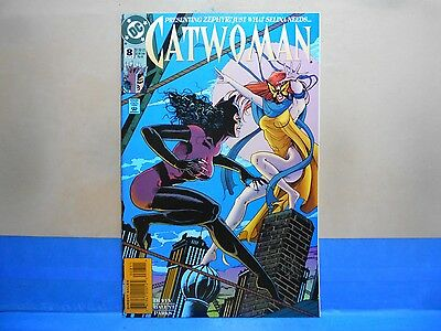 CATWOMAN Volume 1 #8 of 94 1993-2001 DC Comics Uncertified BALENT, DUFFY