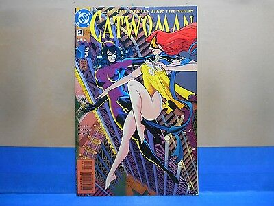 CATWOMAN Volume 1 #9 of 94 1993-2001 DC Comics Uncertified BALENT, DUFFY