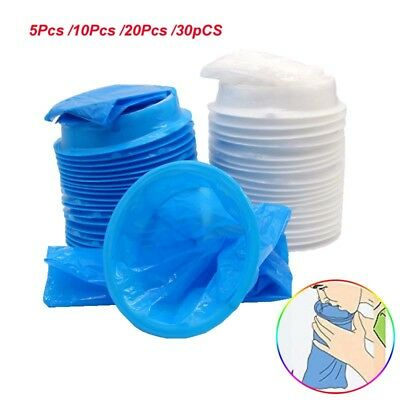 New Disposable Vomit Bag Sickness Travel Plane Motion Car Sea Sick Seal able