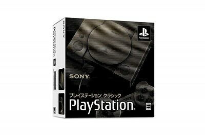 SONY PlayStation Classic Game Console Japan ver. PS mini, NEW, Pre-Order