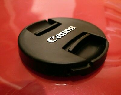 Canon 58mm Center Pinch Lens Cap for EF 75-300, 18-55, 55-250, 18-55, E58II