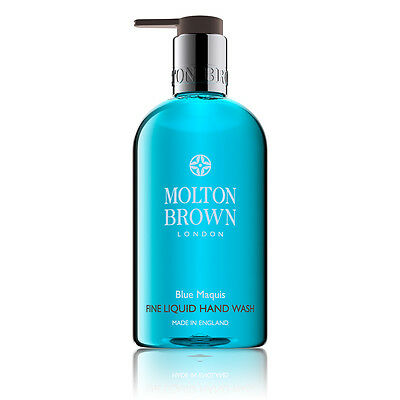 Molton Brown Blue Maquis Hand Wash - 300ml - BRAND NEW