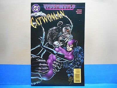 CATWOMAN Vol. 1 #27 of 94 1993-2001 DC Comics Uncertified BALENT, GRANT