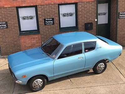 1978 Datsun 120Y, 7000 miles, quite possibly the best in the world !!