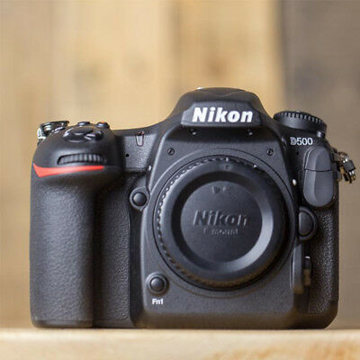 Nikon D500 DSLR Camera Body Only Multi (Kit Box) Stock in EU Mejor