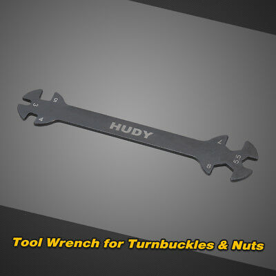 Tool Wrench Turnbuckles & Nuts for 1/5 1/8 1/10 M3  M5 M5.5 M7 M8 Nut A1Z7