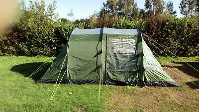 Outwell Aspen 500 Tent Green 2017 Tube Tent
