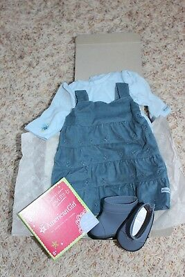 NIB American Girl Everyday Play Jumper Outfit NEW