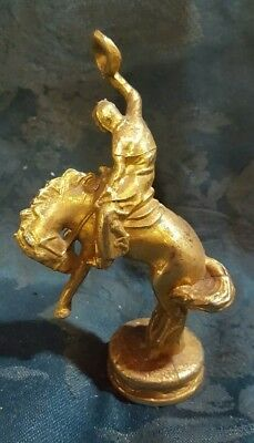 Trophies Parts Bronc Cowboy and Bull riding