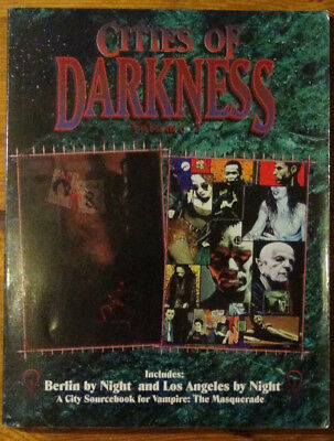 Vampire the Masquerade - Cities of Darkness (Berlin by Night + L.A. by Night)