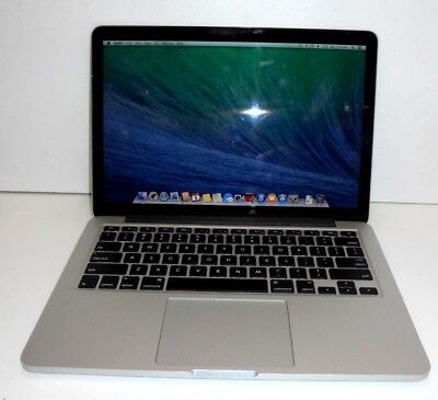 "Apple MacBook Pro A1502 Core I5 2.7 13"" BIDS FROM $1"