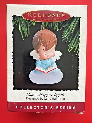 Hallmark 1993 Mary's Angels Ivy # 6 In Series