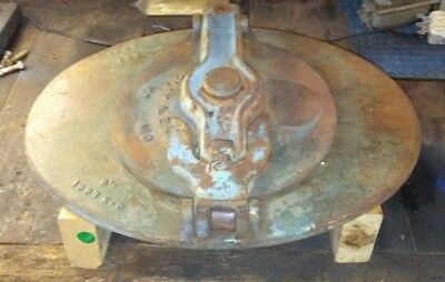 Clay & Baile - Oil Fuel Gas Tanker - Dome Inspection Hatch Or Quick Opening Fill