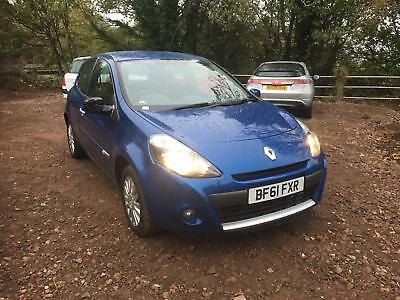 2011 Renault Clio 1.2 16v ( 75bhp ) - Music. Drive away. Ready to go.