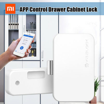 Xiaomi Baby Child Safety Lock Proof Cabinet Drawer Smart Bluetooth APP Unlock