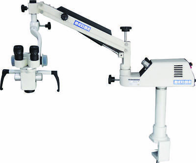 Neuro Surgical operating portable microscope (Til ting Binocular Head)