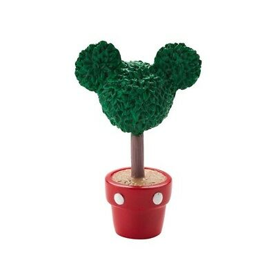 Dept 56 Disney Village Mickey Topiary #4028299 BRAND NEW FREE SHIPPING