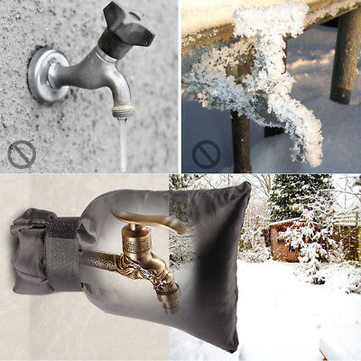 1PC Outside Tap Cover Faucet Freeze Protection For Faucet Outdoor Faucet Socks
