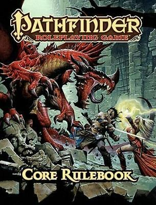 Core Rulebook by Jason Bulmahn (2009, Hardcover)
