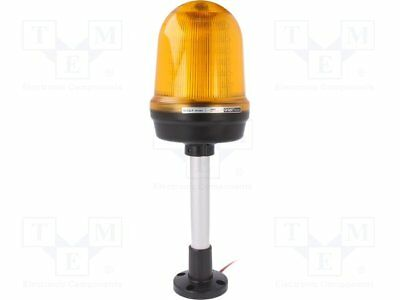 Signaller: lighting; flashing light, continuous light; amber [1 pcs]